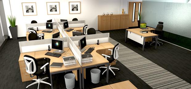 Horizon Office Wholesale Desking Range Seating Range